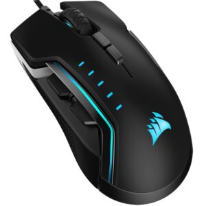 CORSAIR GLAIVE RGB PRO GAMING USB MOUSE
