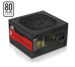 POWERBOOST FURY 650WATT 80+ 12cm Fanlı ATX PSU