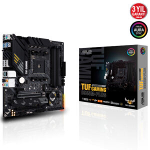 ASUS TUF GAMING B550M-PLUS AMD B550 AM4 DDR4 4400 ARGB mATX