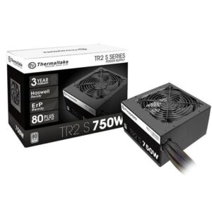 Thermaltake TR2 S 750W 80+ 12cm PSU PS-TRS-0750NN2AWE-1