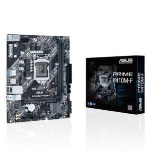 ASUS PRIME H410M-F LGA1200 ANAKART