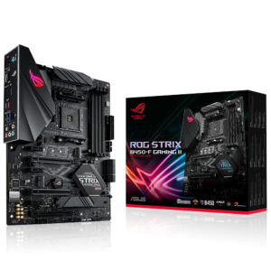 ASUS ROG STRIX B450-F GAMING II AMD B450 AM4 ANAKART