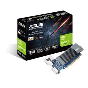 ASUS GEFORCE GT710 2GB 64BİT EKRAN KARTI GT710-SL-2GD5-BRK