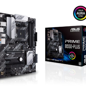 ASUS PRIME B550-PLUS AM4 ANAKART
