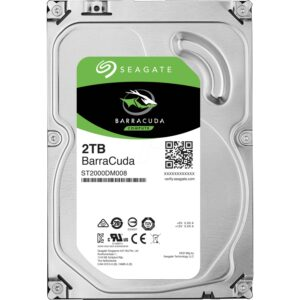 SEAGATE BARRACUDA ST2000DM008 2TB 7200RPM 64MB HDD