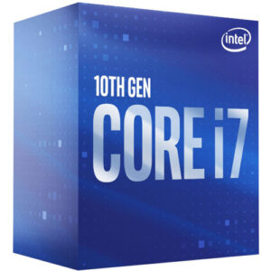 INTEL CORE I7 10700F 2.9GHz 1200P 16MB BOX İŞLEMCİ