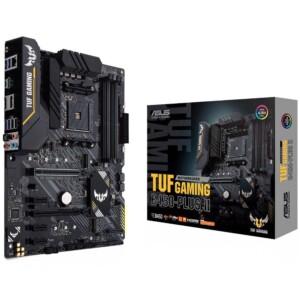 ASUS TUF GAMING B450-PLUS II DDR4 4 SLOT AM4 ANAKART