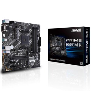 ASUS PRIME B550M-K DDR4 4 SLOT AM4 ANAKART