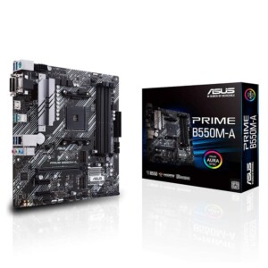 ASUS PRIME B550M-A DDR4 4 SLOT AM4 ANAKART