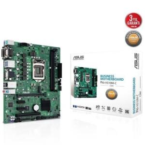 ASUS PRO H510M-C CSM DDR4 2SLOT LGA1200 ANAKART
